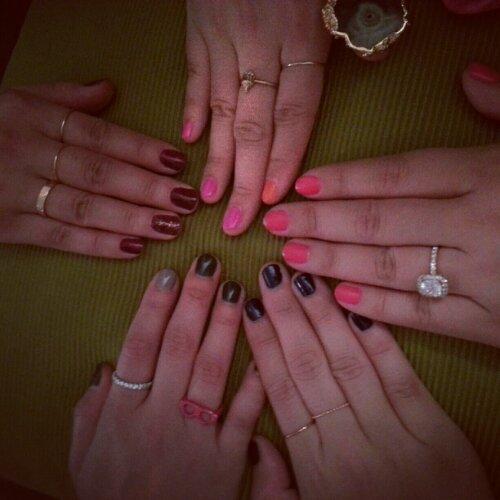 Nail Party!!